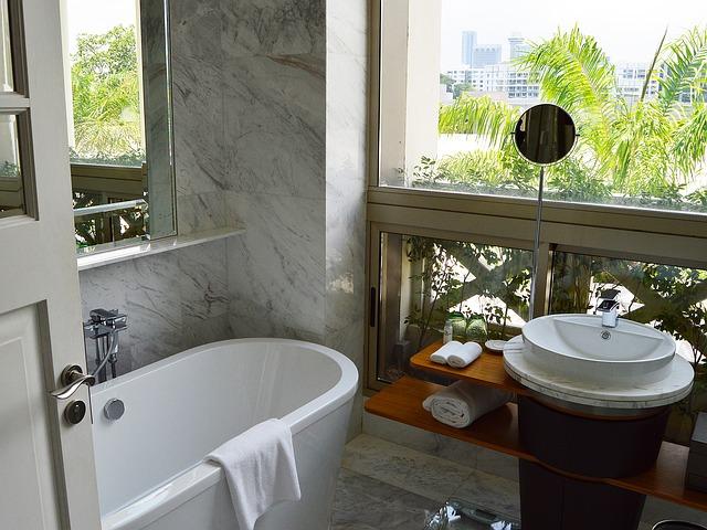 החלפת כיור אמבטיה